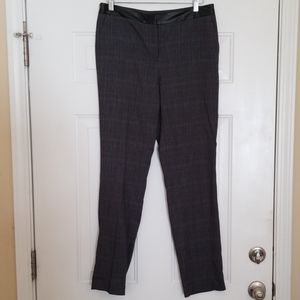 Dana Buchman Plaid Slacks